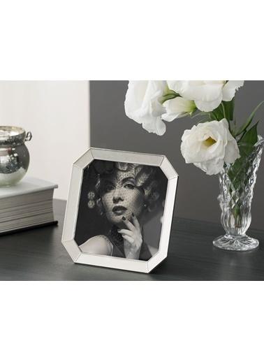 Madame Coco Oscarine Çerçeve - Gold Gümüş